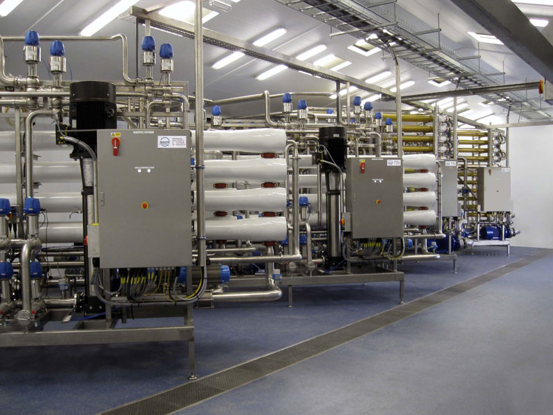 membrane filtration from Axium process